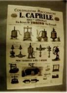 Manifesto pubblicitario per l'acquisto del peso pubblico nel 1907