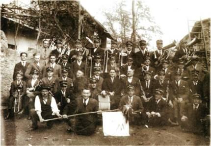 Festa di S. Cecilia, 1925